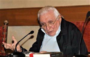 Paolo De Benedetti, biblista, docente di Giudaismo, autore di La teologia degli animali