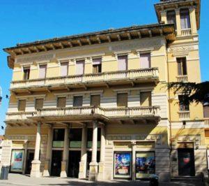 Il cineteatro Imperiale di Montecatini T.