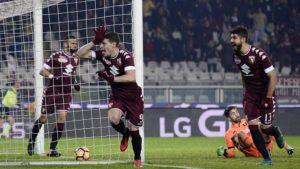 """Anche contro il Genoa """"gallo"""" Belotti porta il Toro alla vittoria"""