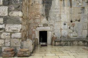 Porta santa della Basilica