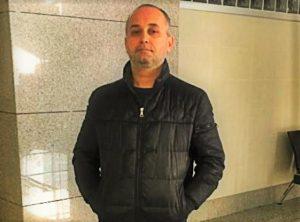 Il cuoco Senol Buran che non non vuol servire il te ad Recep Tayyip Erdogan
