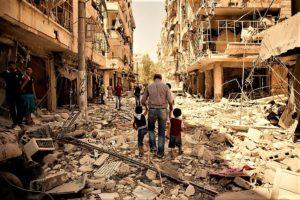 Aleppo in Siria com'è oggi