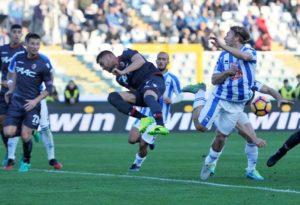 Pescara ancora senza vittorie