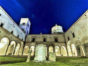 L'Abbazia di San Michele Arcangelo a Montescaglioso